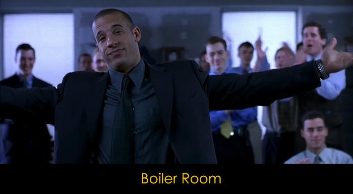 Vin Diesel Filmleri - Boiler Room