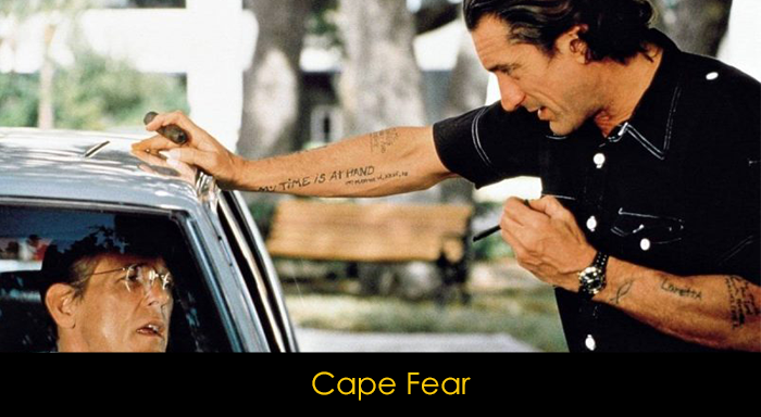 Robert De Niro Filmleri - Cope Fear