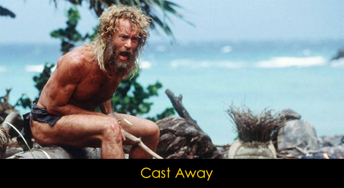 Yalnızlık Temalı Filmler - Cast Away