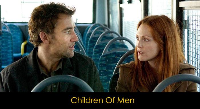 Julianne Moore Filmleri - Children of Men