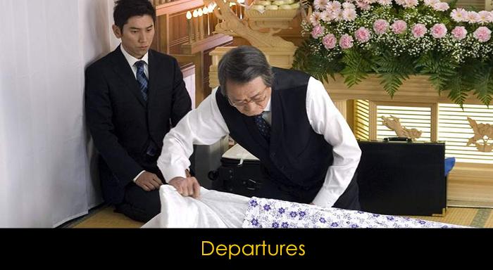 Japon Filmleri - Departures