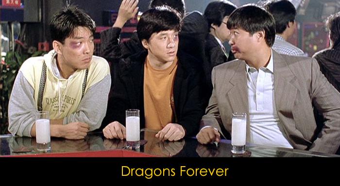 Jackie Chan Filmleri - Dragons Forever