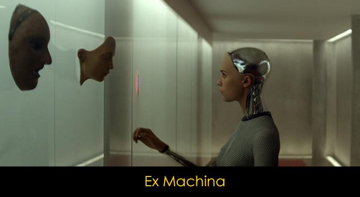 En İyi Bilimkurgu Filmleri - Ex Machina