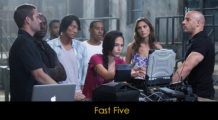 Vin Diesel Filmleri - Fast Five