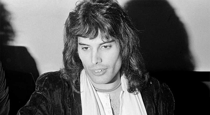Freddie Mercury gençlik yılları