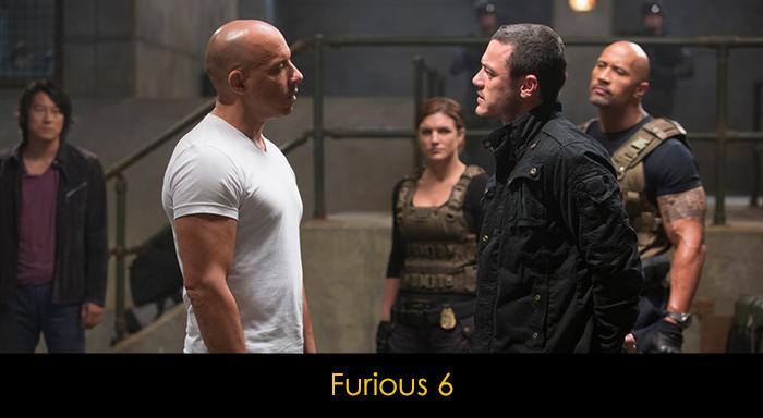 Vin Diesel Filmleri - Furious 6