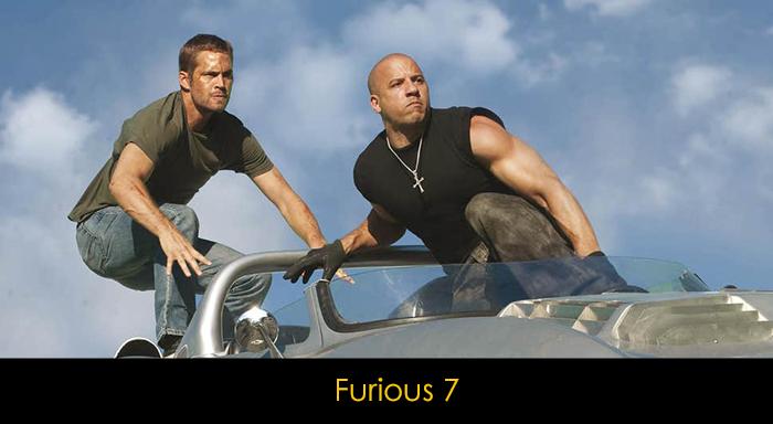 En fazla hasılatlı 10 film - Furious 7