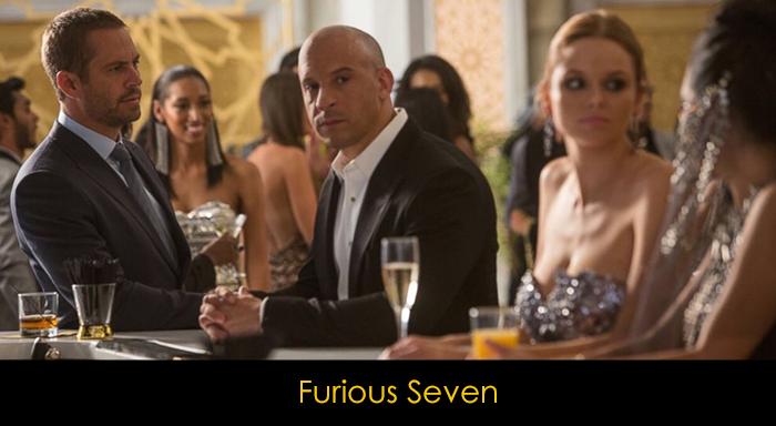 Vin Diesel Filmleri - Furious Seven