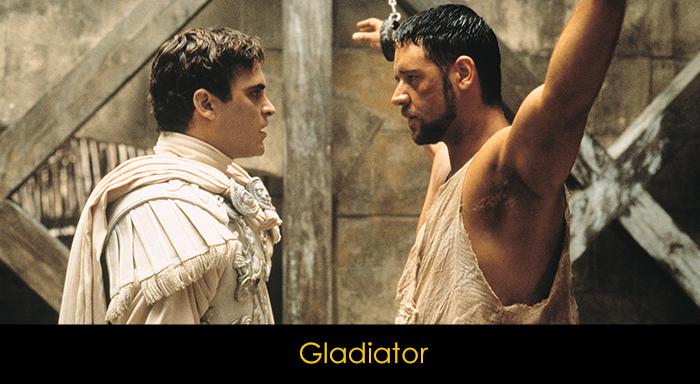 Joaquin Phoenix filmleri - Gladiator