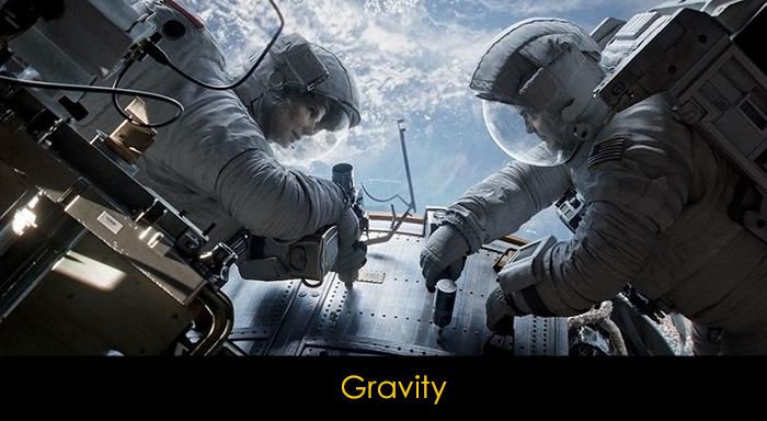 Bilim Kurgu Filmleri - Gravity