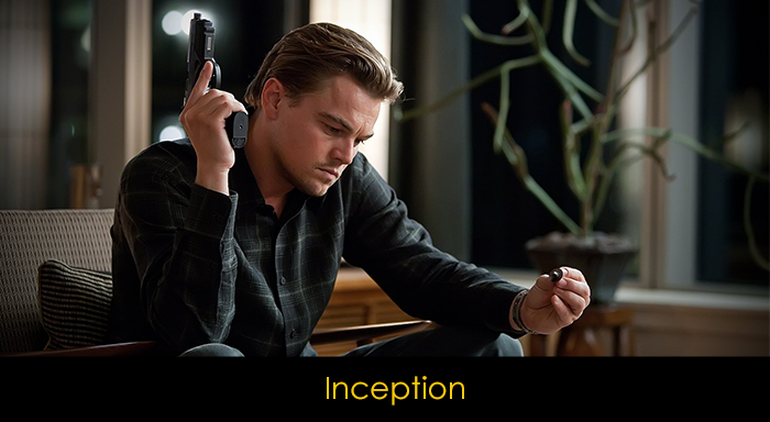 Bilim Kurgu Filmleri - Inception