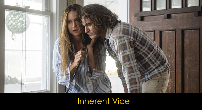 Joaquin Phoenix filmleri - Inherent Vice