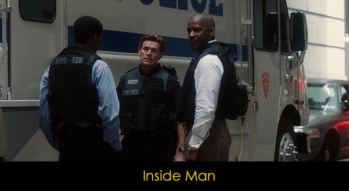 Willem Dafoe Filmleri - Inside Man