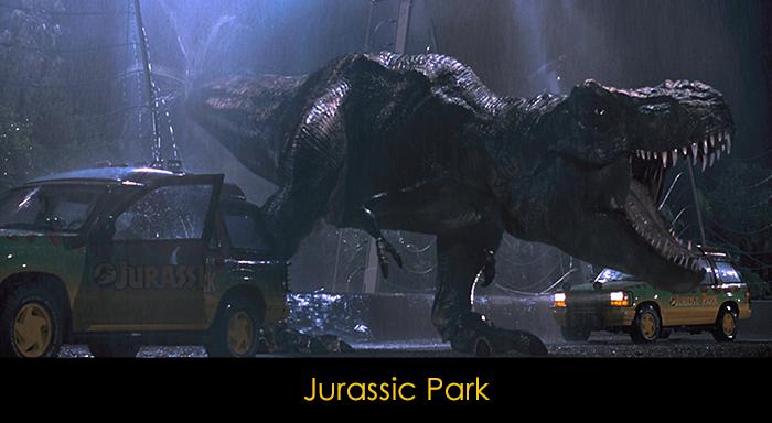 En İyi Bilimkurgu Filmleri - Jurassic Park