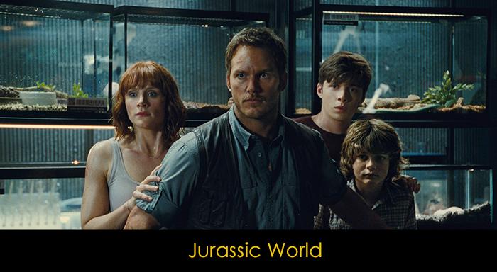 En fazla hasılatlı 10 film - Jurassic World