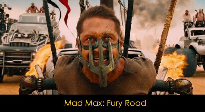 En İyi Bilimkurgu Filmleri - Mad Max: Fury Road