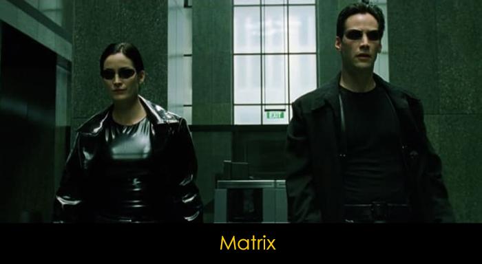 Bilim Kurgu Filmleri - Matrix