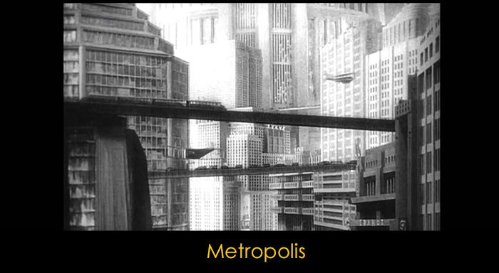 En İyi Bilimkurgu Filmleri - Metropolis