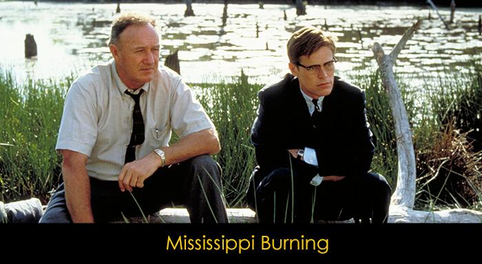 Willem Dafoe Filmleri - Mississippi Burning