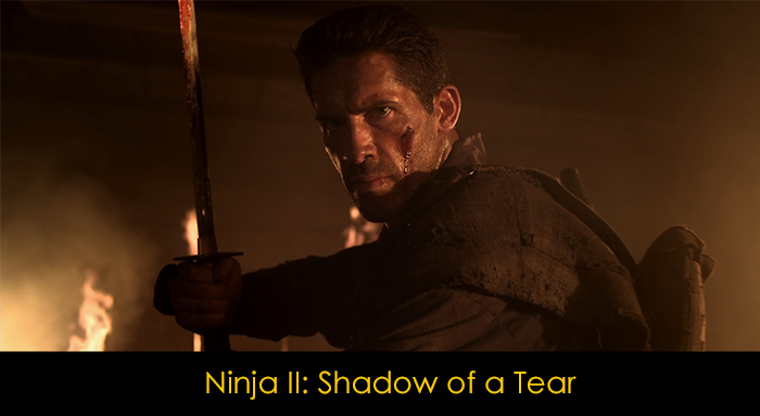 Scott Adkins Filmleri - Ninja II: Shadow of a Tear