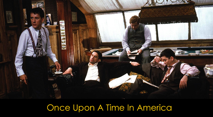 Robert De Niro Filmleri - Once Upon a Time in America