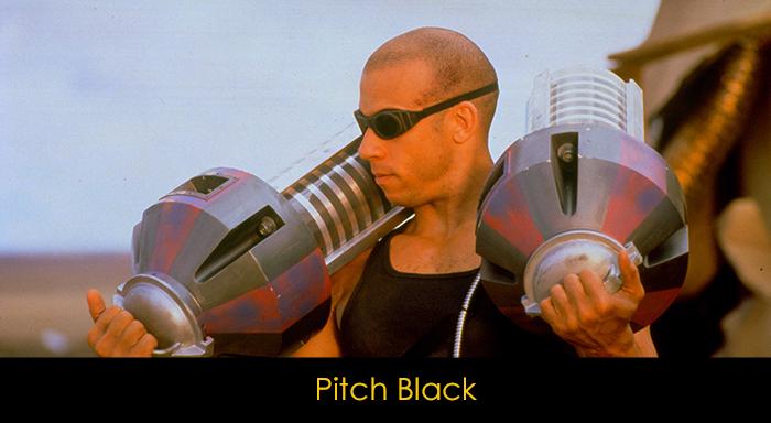 Vin Diesel Filmleri -Pitch Black
