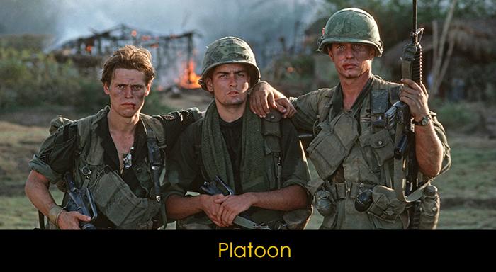 Willem Dafoe Filmleri - Platoon