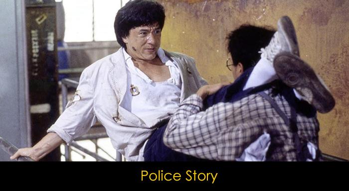Jackie Chan Filmleri - Police Story