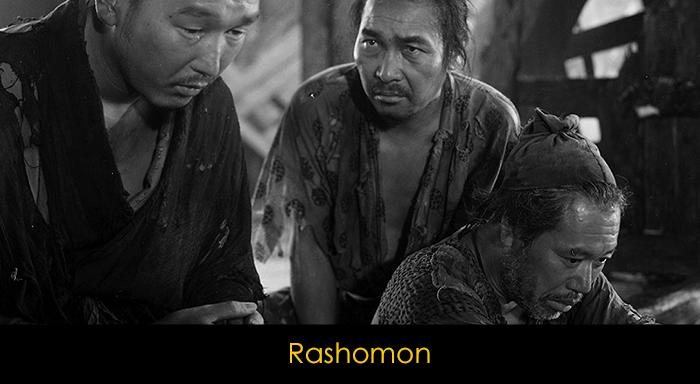 Japon Filmleri - Rashomon