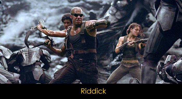 Vin Diesel Filmleri - Riddick