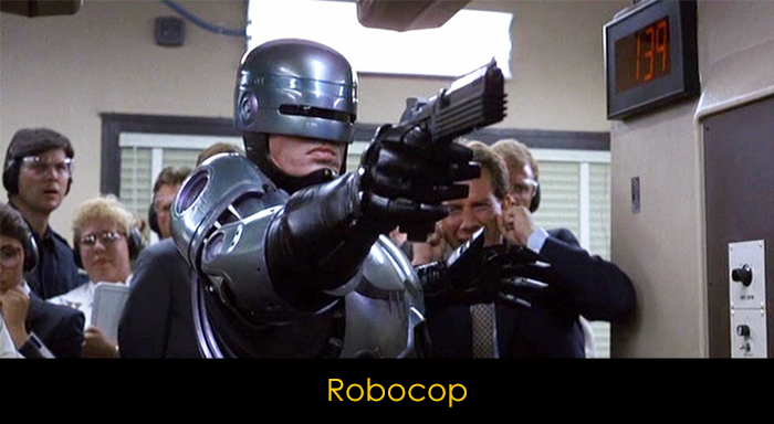 Bilim Kurgu Filmleri - Robocop