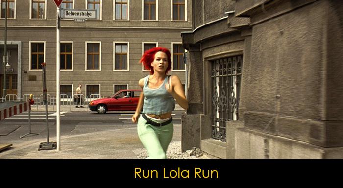 En İyi Alman Filmleri - Run Lola Run