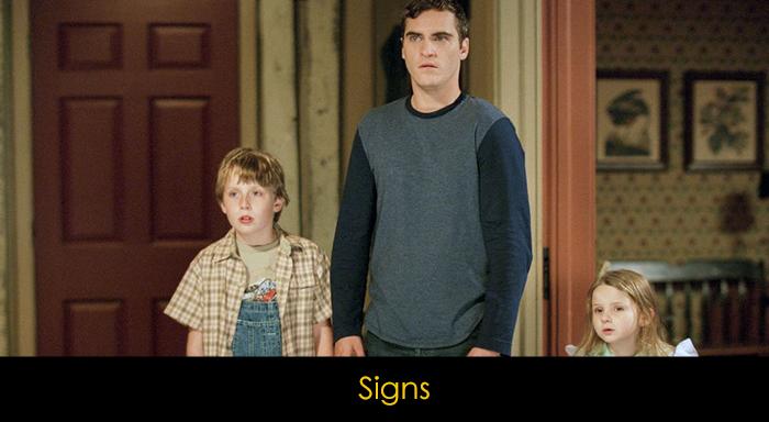 Joaquin Phoenix filmleri - Signs