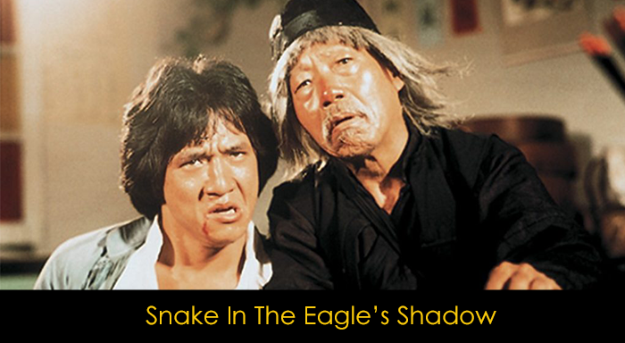Jackie Chan Filmleri - Snake in the Eagle's Shadow
