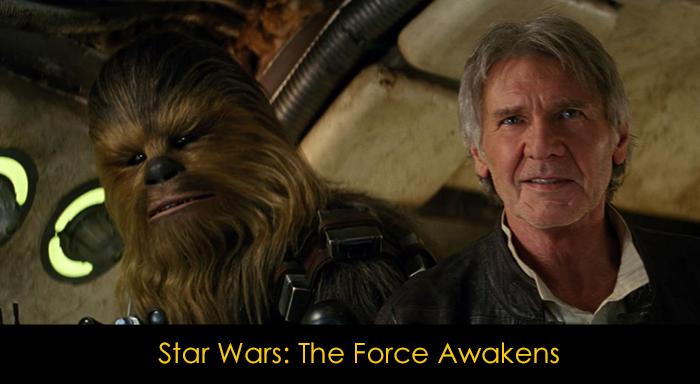En fazla hasılatlı 10 film - Star Wars: The Force Awakens