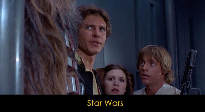 Bilim Kurgu Filmleri - Star Wars