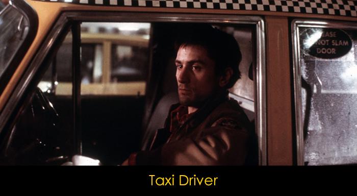 Yalnızlık Temalı Filmler - Taxi Driver