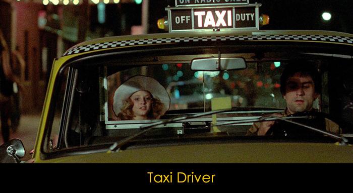 Robert De Niro Filmleri - Taxi Driver