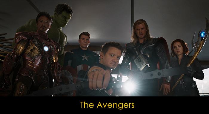 En fazla hasılatlı 10 film - The Avengers