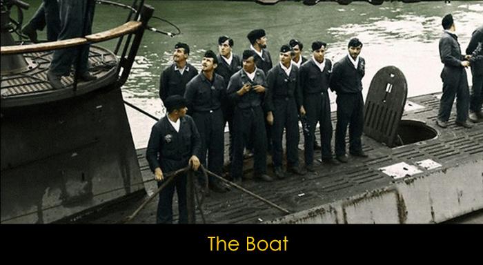En İyi Alman Filmleri - The Boat