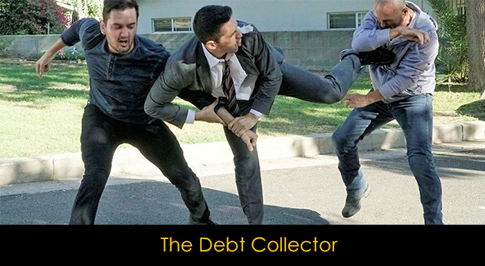 Scott Adkins Filmleri - The Debt Collector