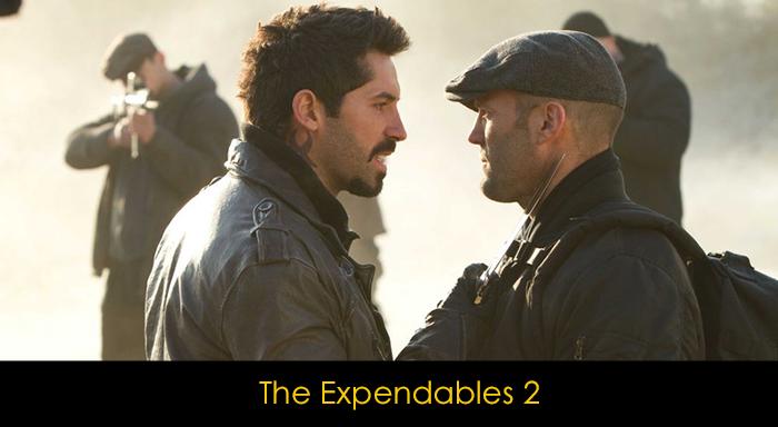 En İyi Scott Adkins Filmleri - The Expendables 2