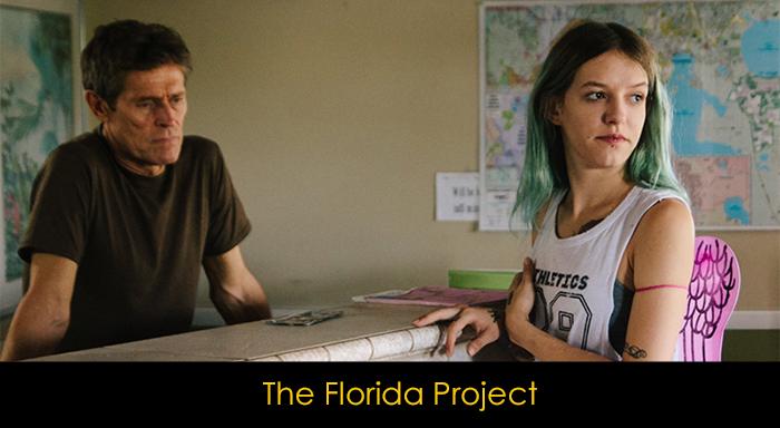 Willem Dafoe Filmleri - The Florida Project