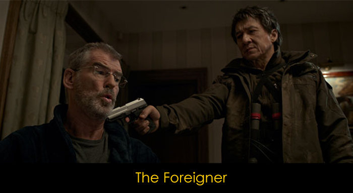 Jackie Chan Filmleri - The Foreigner