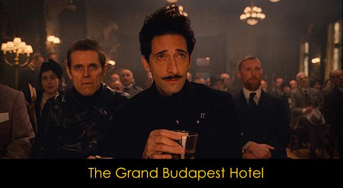 Willem Dafoe Filmleri - The Grand Budapest Hotel