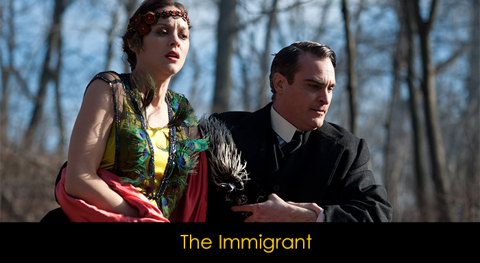Joaquin Phoenix filmleri - The Immigrant