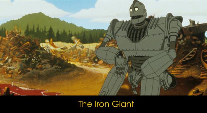 Vin Diesel Filmleri - The Iron Giant