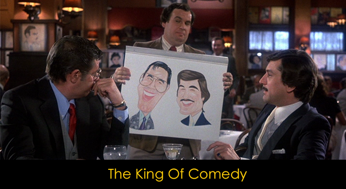 Robert De Niro Filmleri - The King of Comedy
