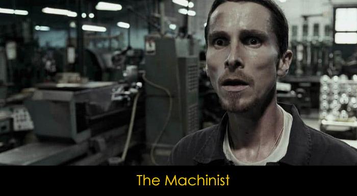 Yalnızlık Temalı Filmler - The Machinist