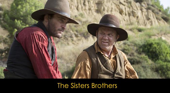 Joaquin Phoenix filmleri - The Sisters Brothers